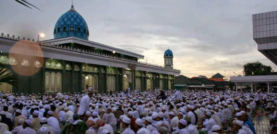 13007238 1706593099629223 2873918207065777545 n - Belajar dari Abah Guru Sekumpul dalam Ibadah Nisfu Sya'ban