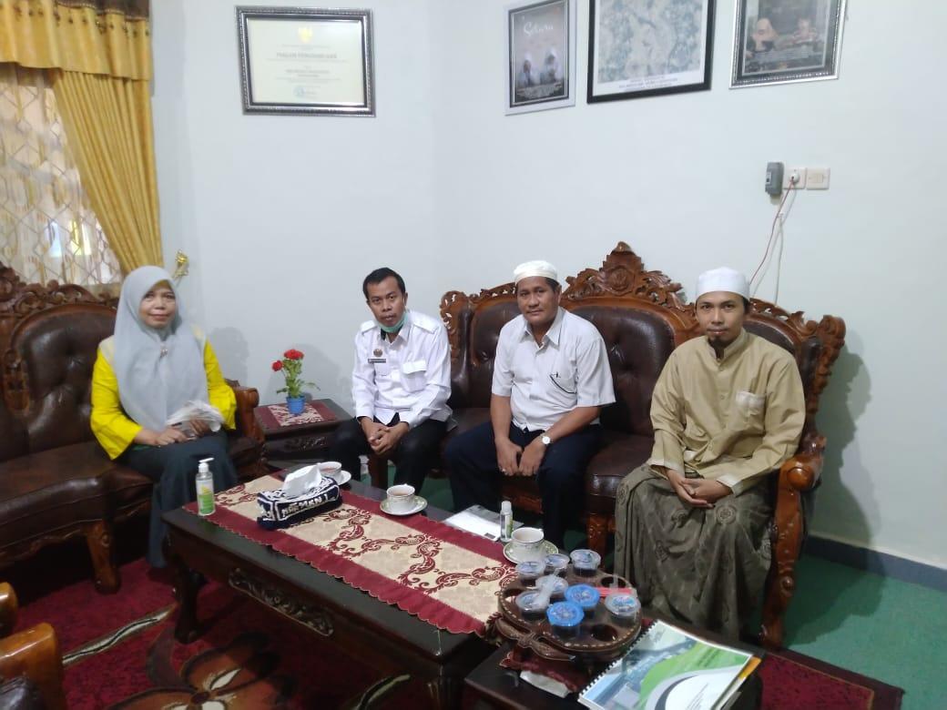 WhatsApp Image 2020 04 01 at 15.47.27 - Peduli Covid-19, PCNU Kabupaten Banjar dan SMK 1 Martapura Jalin Kerjasama