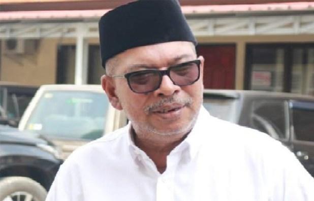 Ketua PBNU Umar Syah