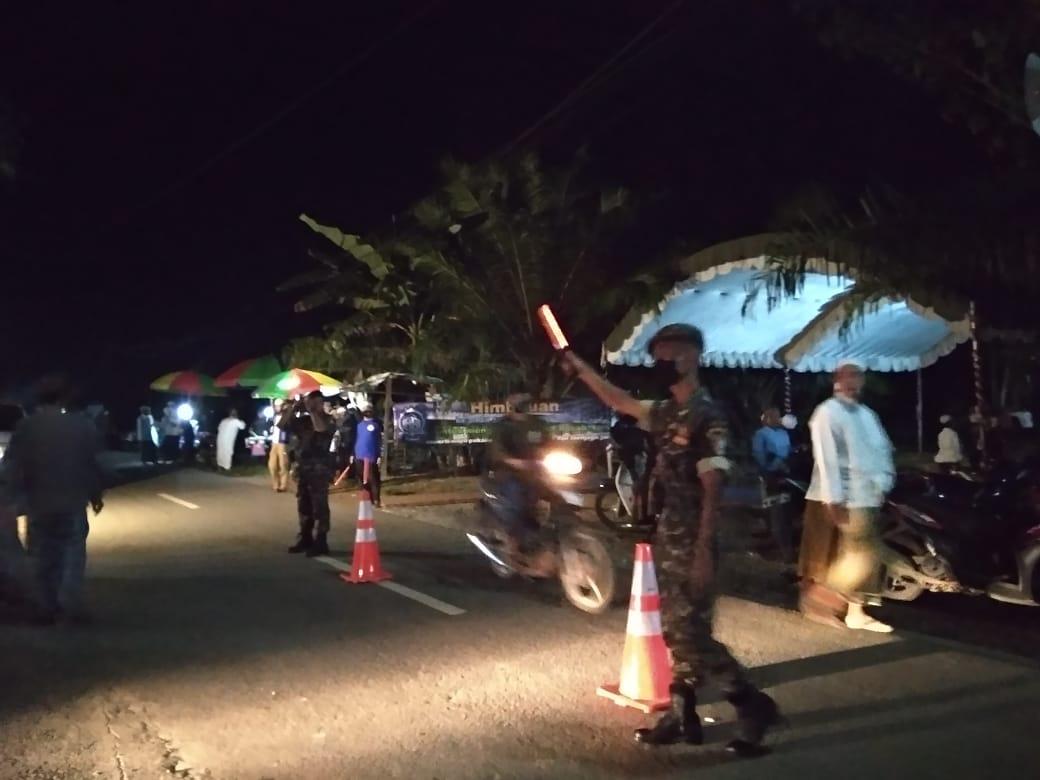 IMG 20201020 WA0019 - Haul KH. Abdusysyukur, Banser: Kami Bertugas Lillahi Ta'ala