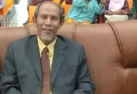 Rektor Unukase, Geriliyansyah Basrindu. Foto-Istimewa