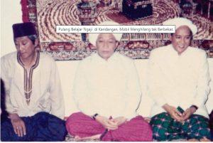 Tuan Guru H. Badruddin Tengah.Foto Istimewa 300x201 - Dokter Diauddin Badruddin, Anak Ulama Besar yang Memilih Sukses dengan Cara Berbeda