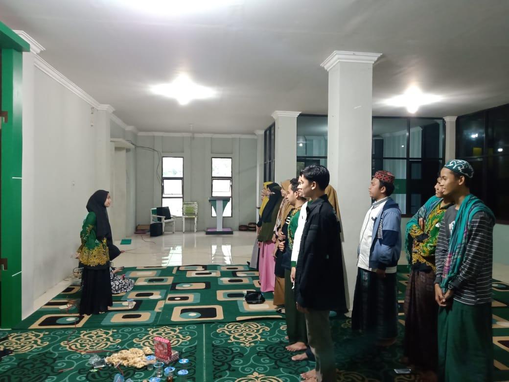 paduan suara hubbul Wathon Kabupaten Banjar.Foto-banua.co
