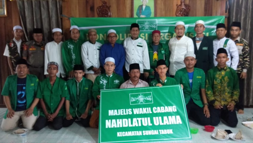 IMG 20201110 WA0078 1 - Sambut Konsolidasi PCNU Banjar, Ini Keinginan MWC NU Sungai Tabuk