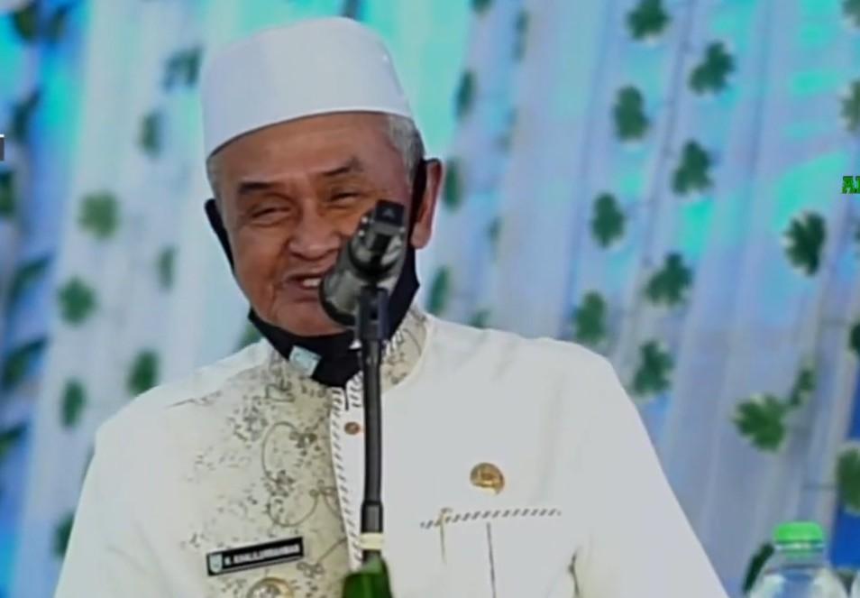 Screenshot 20201119 202529 1 - Abah Guru Khalil Ingatkan Alumni Darussalam: Lulus Bukan Berarti Tamat Belajar