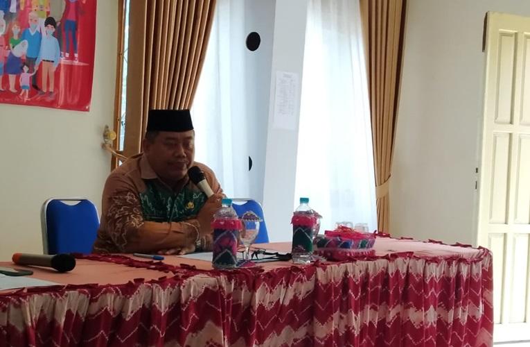 Kepala Kemenag Kabupaten Banjar, H Najwan Noor. Banua.co