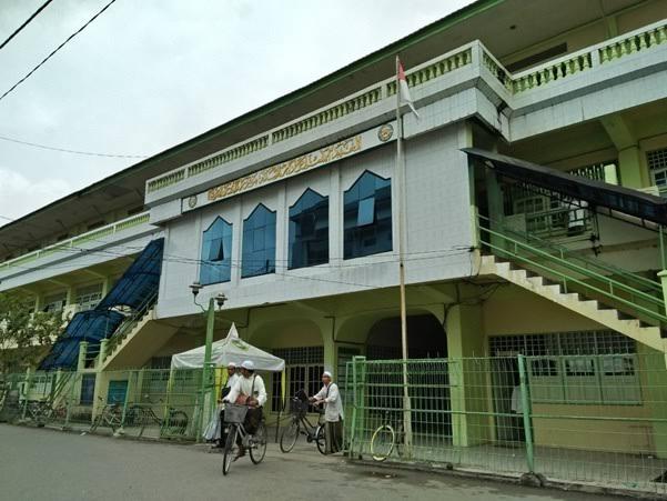 images 32 - Pesantren Darussalam Martapura, Kantor NU Pertama di Kalimantan