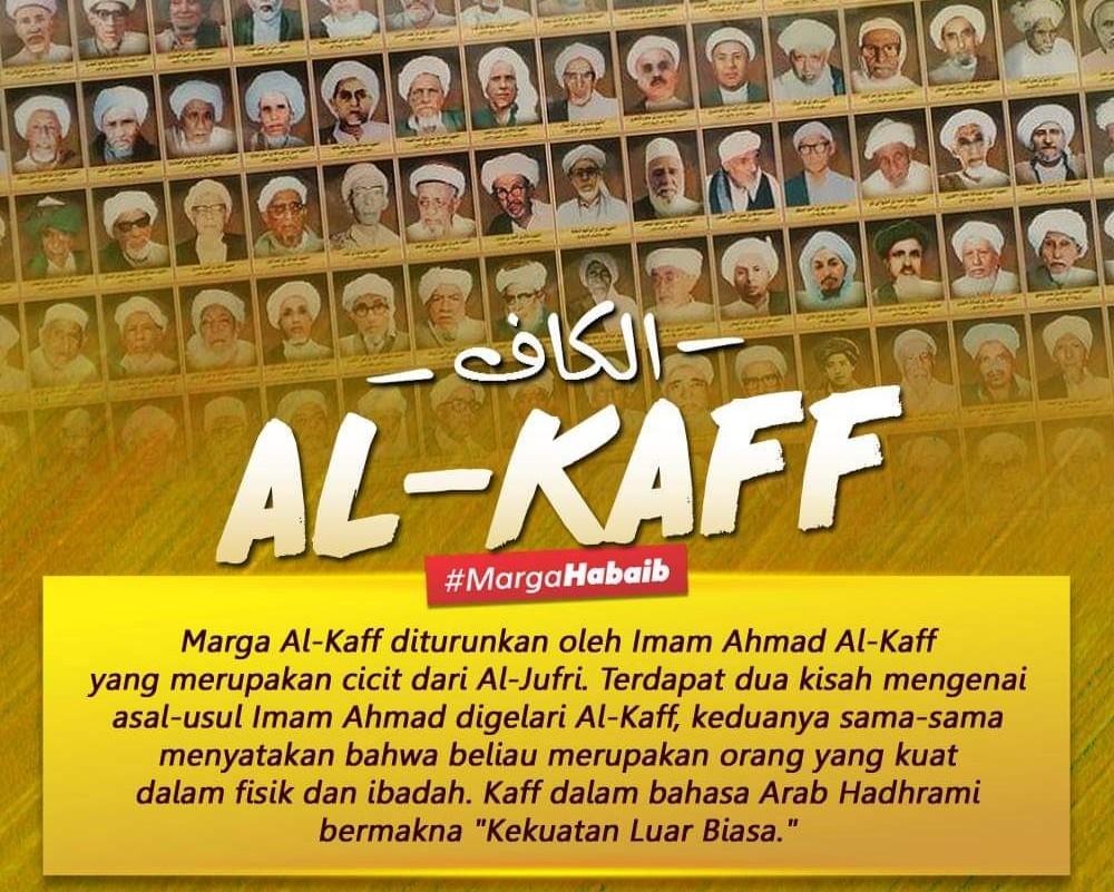 FB IMG 1607063996056 1 - Habaib Marga Al Kaff, Sejarah dan Keturunannya di Nusantara