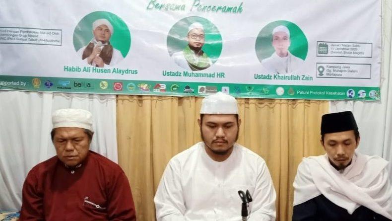IMG 20201211 WA0050 1 1 790x445 - Haul Habib Ali Al Habsyi dan Gus Dur, Habib Husein Tekankan Qolbun Salim