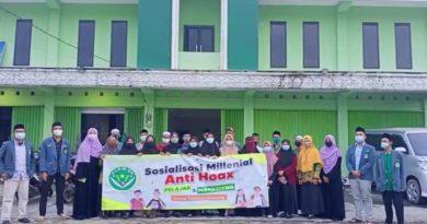 IMG 20201225 WA0085 390x205 - IPNU Banjarbaru Deklarasikan Gerakan Milenial Anti Hoax