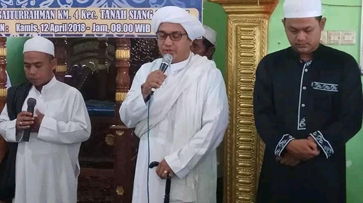 IMG 20210122 WA0093 - Apresiasi Relawan NU, Habib Hanafi Hariri Bahasyim: Insya Allah Surga.