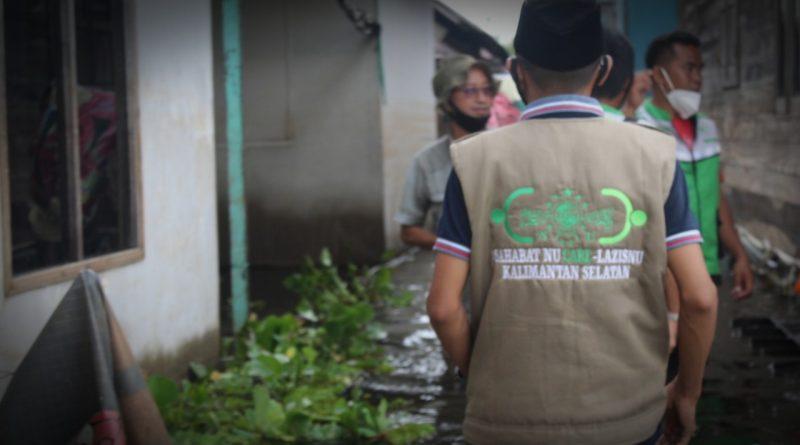 IMG 20210128 WA0011 1 800x445 - Warga Nahdliyyin Luar Negeri Bantu Korban Banjir di Kalsel