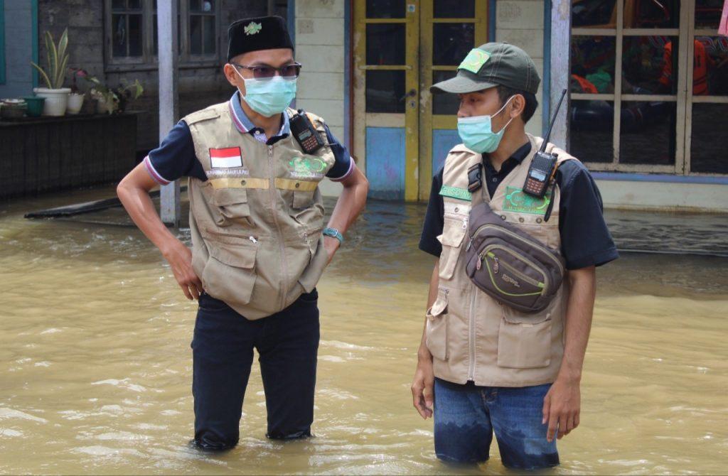 IMG 20210128 WA0012 1 1024x670 - Warga Nahdliyyin Luar Negeri Bantu Korban Banjir di Kalsel