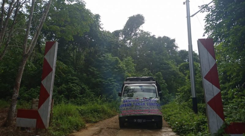 IMG 20210217 WA0058 800x445 - Tembus Pegunungan Meratus, Relawan PW IPNU Kalsel Serahkan Bantuan