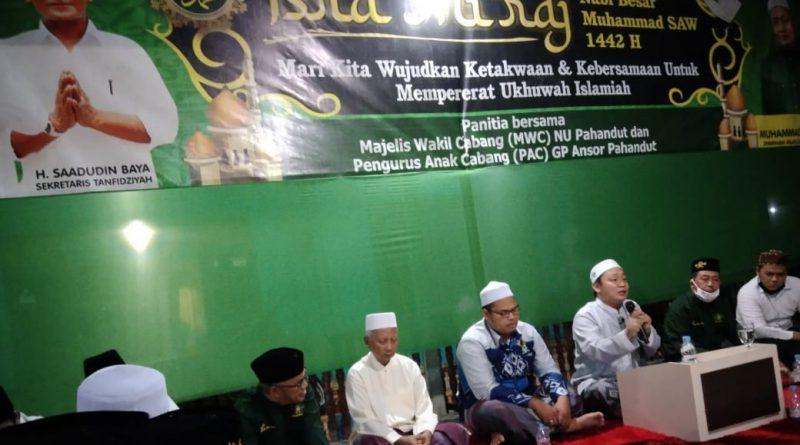 IMG 20210322 WA0018 1 800x445 - Guru Muhammad Rijani: Pengurus NU Bisa Mendapatkan Keramat!