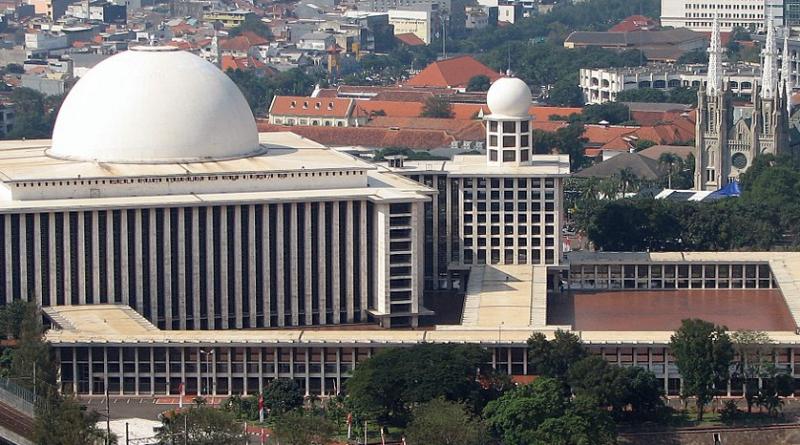 Masjid Istiqlal terbuka bagi non muslim