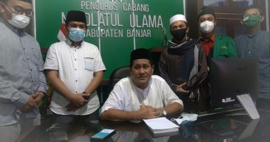 IMG 20210528 WA0001 1 390x205 - Jelang PSU Pilgub Kalsel, PCNU Banjar Ingatkan Ini!