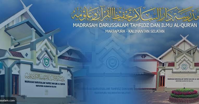 images 2021 05 21T120953.967 - Madrasah Tahfidzul Qur'an Darussalam Martapura Buka Pendaftaran, Ini Persyaratannya
