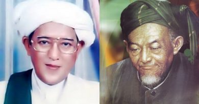 1623558435397inCollage 20210613 122645844 390x205 - Hasyim Asy'ari Dzuriat Rasulullah, Kata Abah Guru Sekumpul