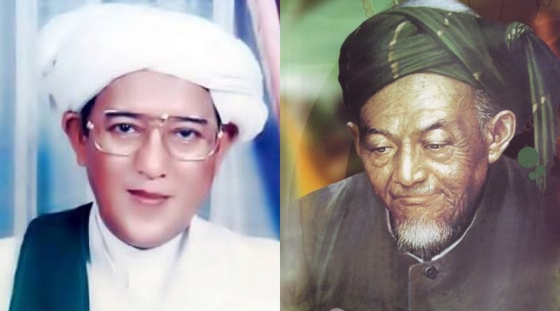1623558435397inCollage 20210613 122645844 800x445 - Hasyim Asy'ari Dzuriat Rasulullah, Kata Abah Guru Sekumpul