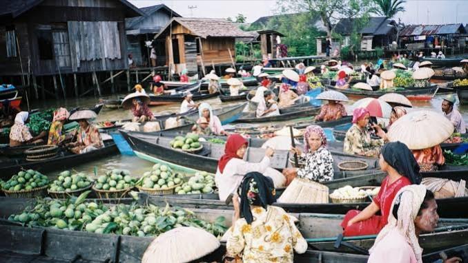 images 135 1 - Budaya Banjar: Kada Tunggal Banih, Basa Gin Batakar Jua