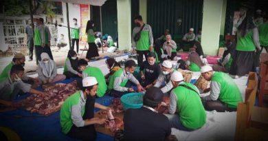 1626836736607 390x205 - PCNU Banjar Kurban 10 Sapi, Jumlah Menurun Semasa Pandemi