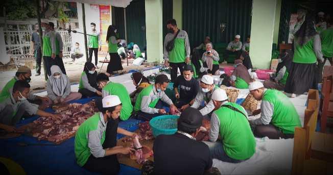 1626836736607 - PCNU Banjar Kurban 10 Sapi, Jumlah Menurun Semasa Pandemi
