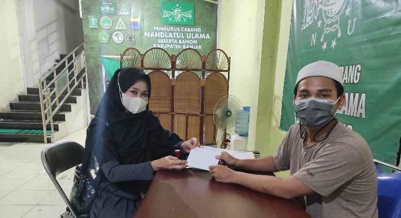 1626836852334 - PCNU Banjar Kurban 10 Sapi, Jumlah Menurun Semasa Pandemi