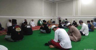 1628169847285 390x205 - Peduli Keselamatan Bangsa, PCNU Banjarbaru Gelar Doa Bersama