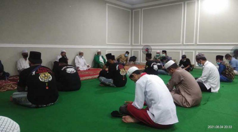 1628169847285 800x445 - Peduli Keselamatan Bangsa, PCNU Banjarbaru Gelar Doa Bersama