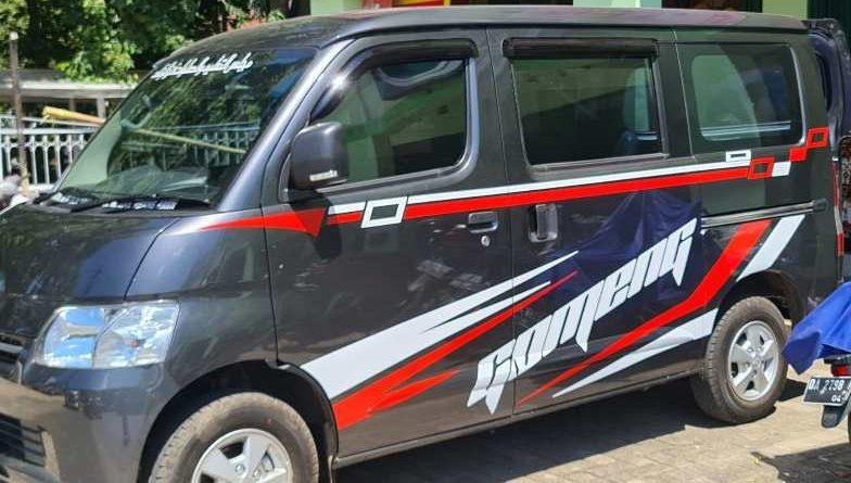 Driver Jasa Kurir Gomeng