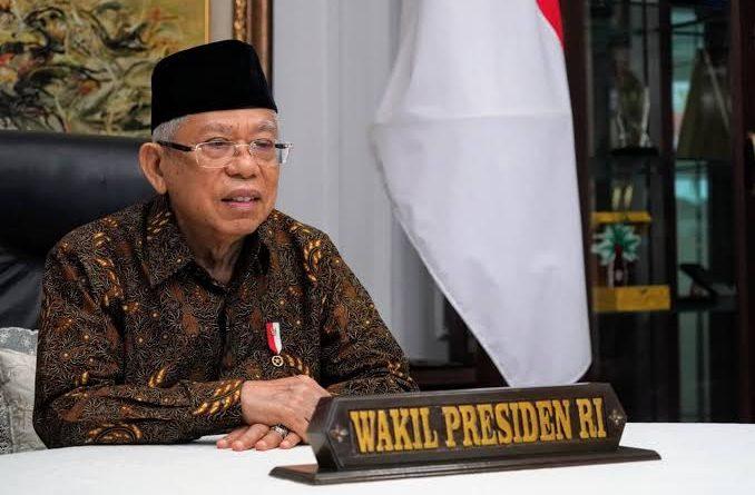 KH Maruf Amin Wakil Presiden Indonesia